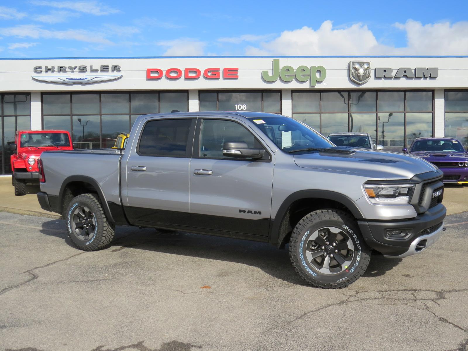 New 2019 RAM All-New 1500 Rebel *FREE LIFT KIT*