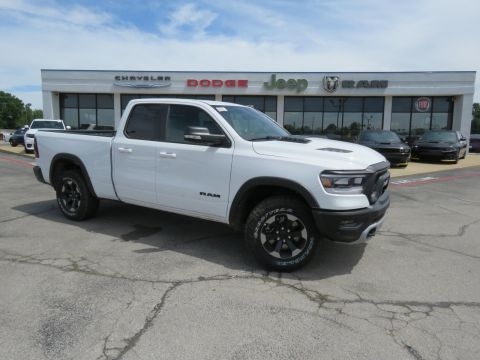 New 2019 RAM All-New 1500 Rebel*FREE LIFT KIT*